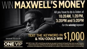 Maxwell's Money Columbus