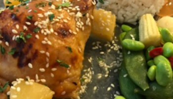 Meals With Matt Pineapple Chicken