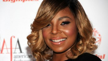 Ashanti attends the 36th Annual AAFA American Image Awards