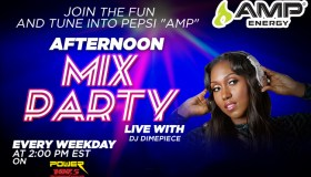 AMP Afternoon Mix Party