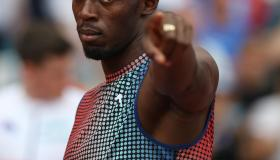 ATHLETICS-IAAF-DIAMOND LEAGUE