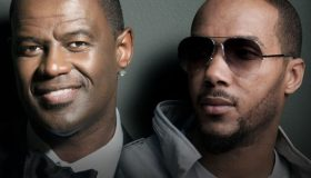 2017 Brian McKnight and Lyfe Jennings at Arena Theatre Houston