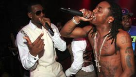 Lebron James & Lil Wayne
