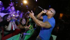 JaRule Hosts The Pool After Dark At Harrah's Resort