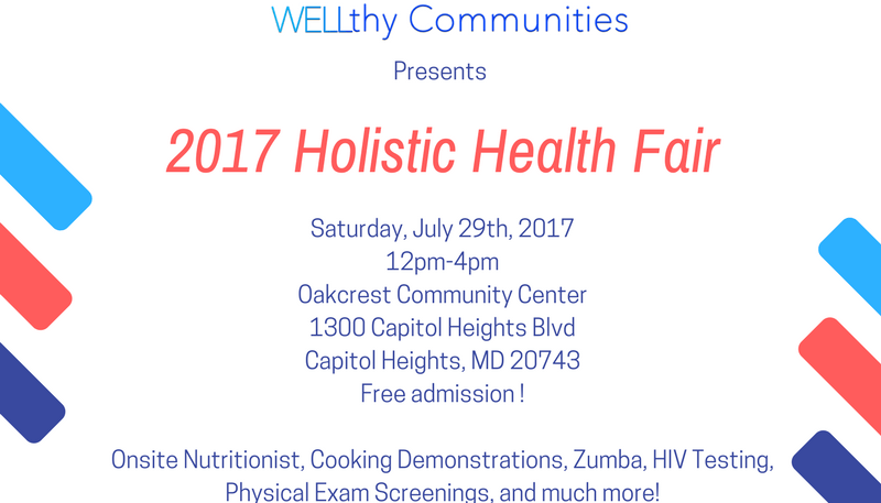2017 Holistic Health Fair