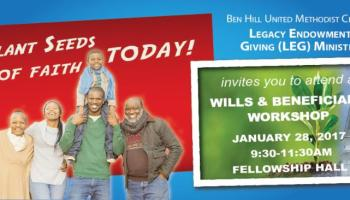 Wills And Beneficiary Workshop