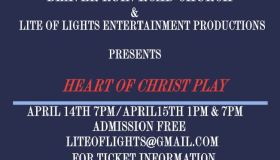 Heart Of Christ Play