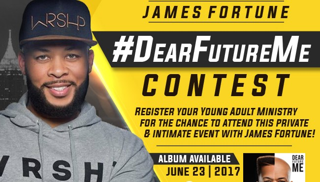 James Fortune Contest