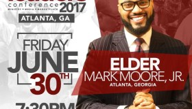 Young Leaders Conference 2017 Mark Moore Jr