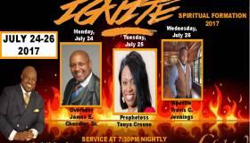 Ignite Spiritual Formation 2017