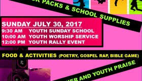 Full Counsel Ministries Youth Rally 2017
