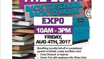 The 2017 Back to School Back to Work Expo