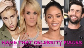 Name That Celebrity Pisces Quiz