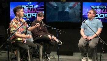 Gnash & MAX Interview - Radio Now