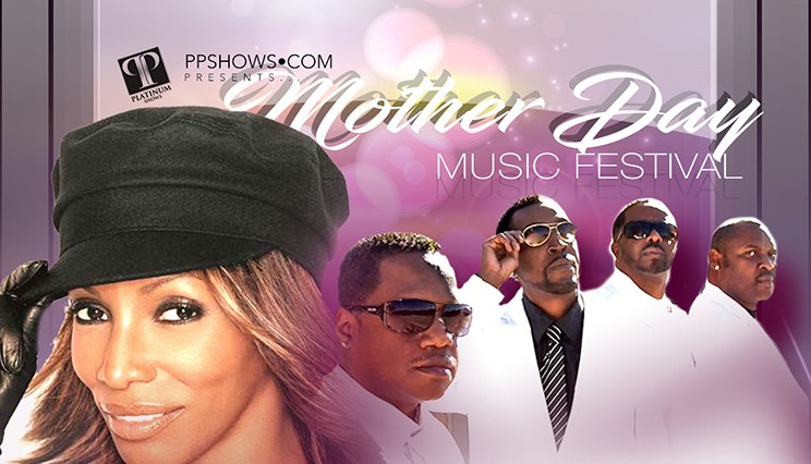 Mother's Day Music Festival - Steph Mills