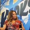 Chante Moore Visits 100.3 WRNB