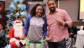 IJustGotHit.com's Holiday Bike Giveaway