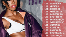 Sevyn Streeter: Girl Disrupted Tour