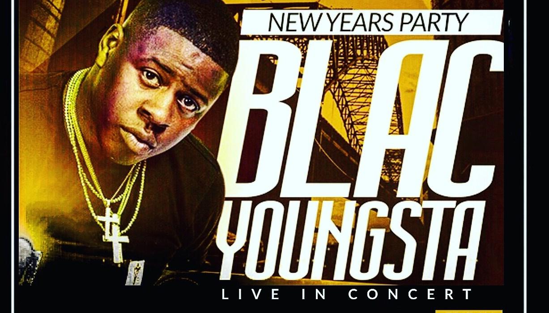 Black Youngsta in Concert
