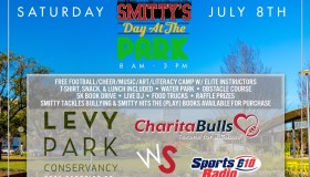 Smitty's Day At The Park