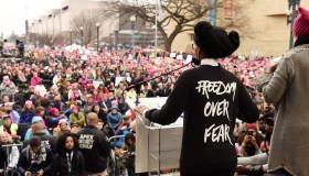 Women's March on Washington - Rally