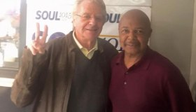 Jerry Springer on Lincoln Ware Show