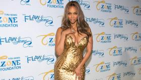 Tyra Banks' Flawsome Ball 2014