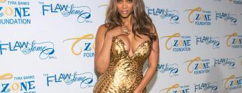 Tyra Banks' Flawsome Ball 2014