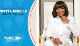 Patti LaBelle Flyer