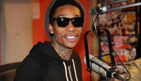 Bitsie Tullock And Wiz Khalifa Invade 'The Whoolywood Shuffle'