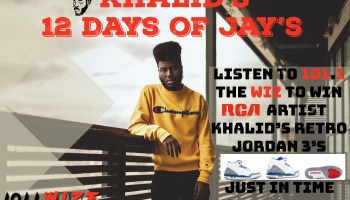 KHALID'S 12 DAYS OF J'S