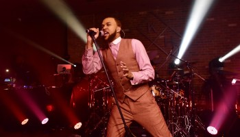 Jidenna Sound Drop Performance at Kola House