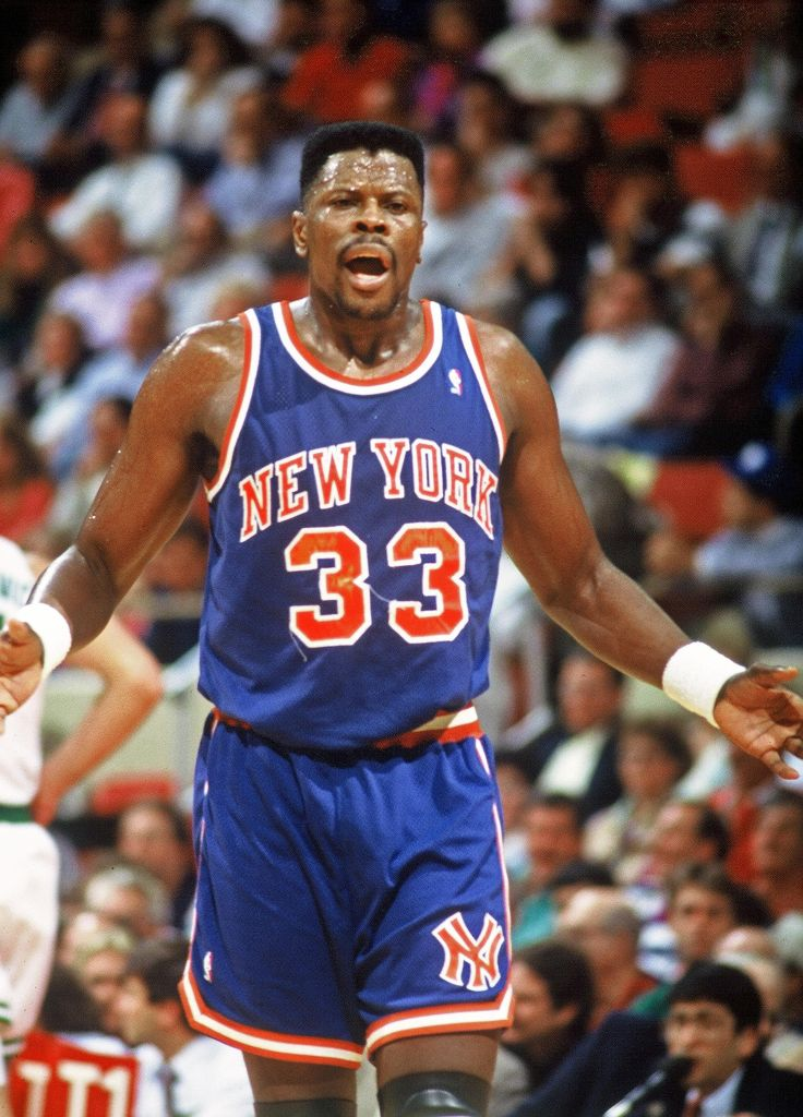 Patrick Ewing Reveals He Didn T Go To Unc Because Of Klan