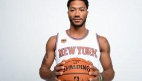 2016-2017 New York Knicks Media Day