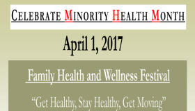 Minority Health Festival FT