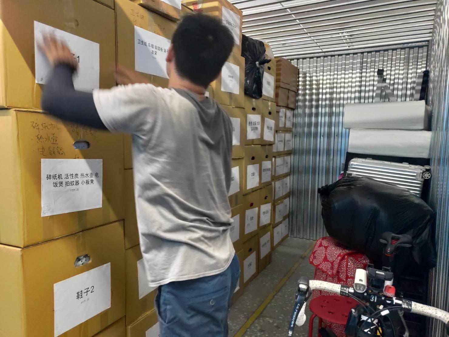 【搬家實錄】家具,物件需暫放倉儲,搬家公司有倉儲搬運服務嗎? | 『榮福搬家』| 臺北/新北/桃園搬家公司 ...