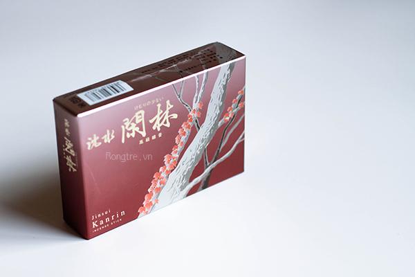 Thẩm Thủy Nhàn Lâm Trầm Hương – Gyokushodo – Nhật Bản