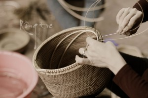 Bamboo and rattan crafts