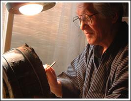 Quá trình làm ấm Tetsubin theo phương pháp truyền thống Nhật Bản