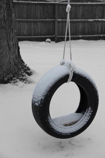 snowblackand-white