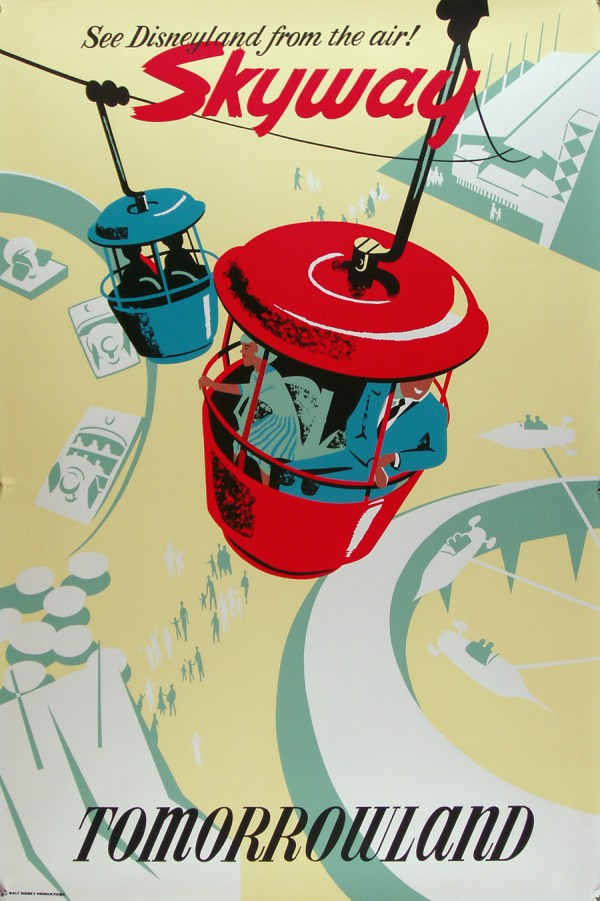 Disney Vintage Tomorrowland