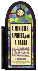 A Minister, A Priest, and A Rabbi