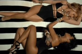 Shakira and Rihanna new musc video