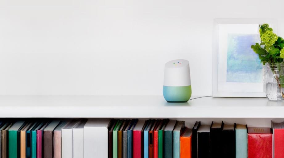 La Inteligencia Artificial llega a tu casa gracias a Google Home
