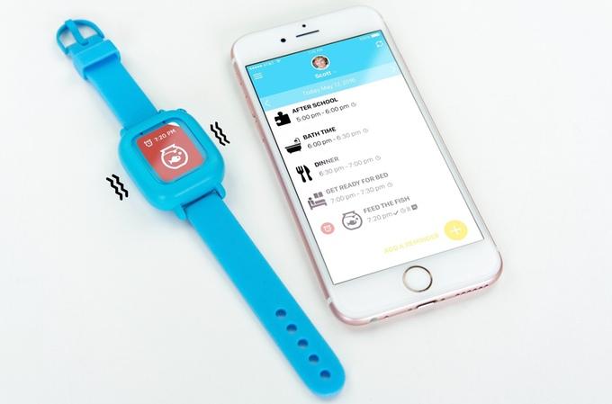 Octopus, el primer smart watch para niños