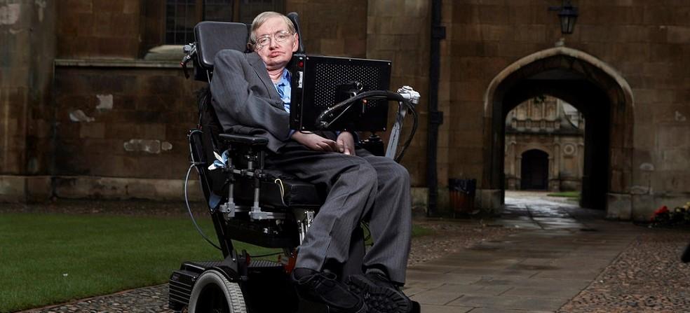Personas que admiramos: Stephen Hawking