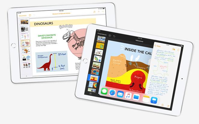 iPad y escuela