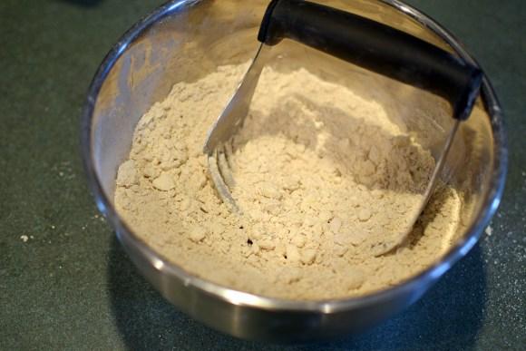 Making Homemade Butter Crust