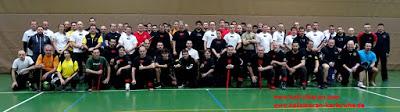 KAEF: Kali Sikaran Seminar mit Dakilang Guro Jeff Espinous  am 09. und 10.01.2016 in Karlsruhe
