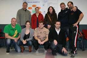 DOSB Ausbilderdiplom 18.-20.11.2011 in Wetzlar